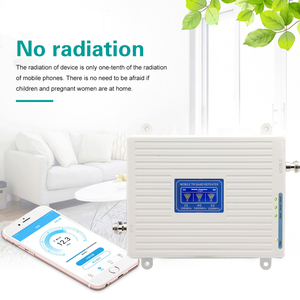 Image 5 - 2g 3g 4g repeater 900 1800 2100 Triple Band repeater gsm 900 dcs 1800 wcdma 2100 Cell Phone Signal Booster cellular amplifier