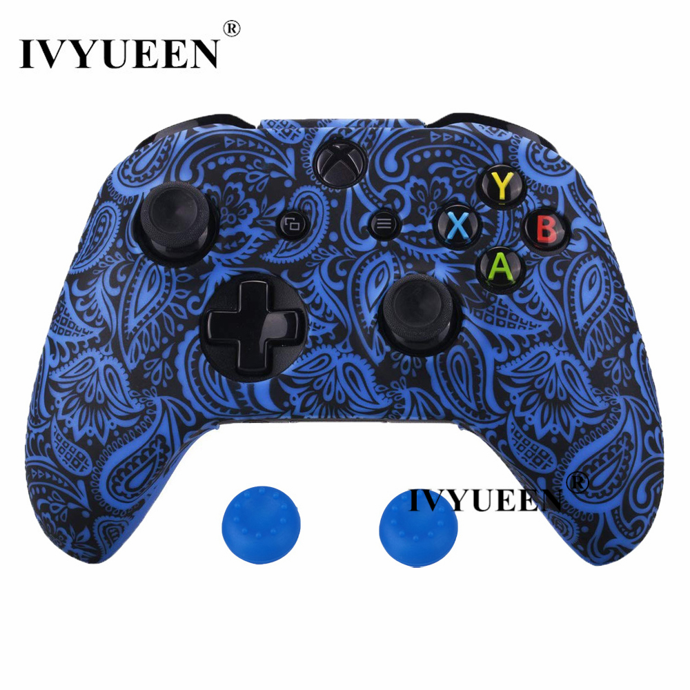 for Xbox one S X controller silicone case kin 1
