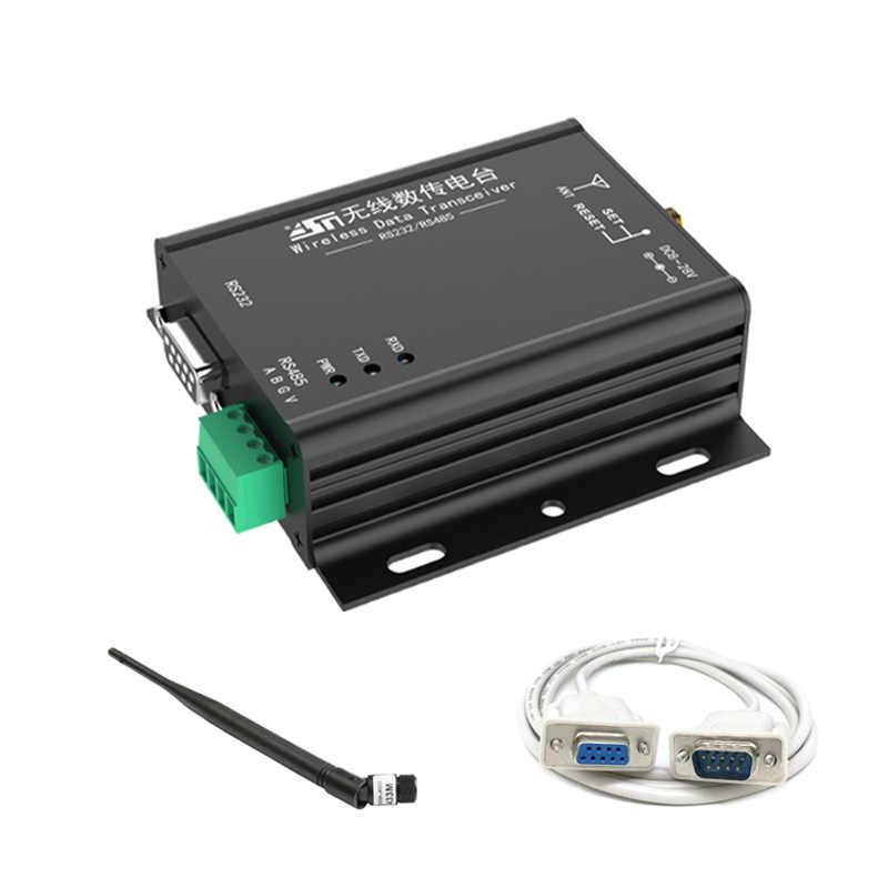 LoRa 433 МГц SX1278 RS485 RS232 интерфейс rf DTU трансивер 8 км беспроводной модуль UHF 433 м промышленный блок передачи данных