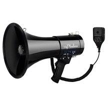 50 w 큰 스피커 외침 녹음 다기능 확성기 휴대용 확성기