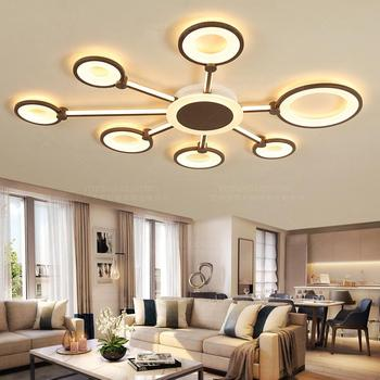 Bedroom Ceiling Lights Fixtures Dining Room Light Led Home Lighting Lamps  Living Nordic Decoration Remote Control ceiling light