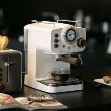 15 бар кофемашина Эспрессо машина Ретро полуавтоматическая Италия
