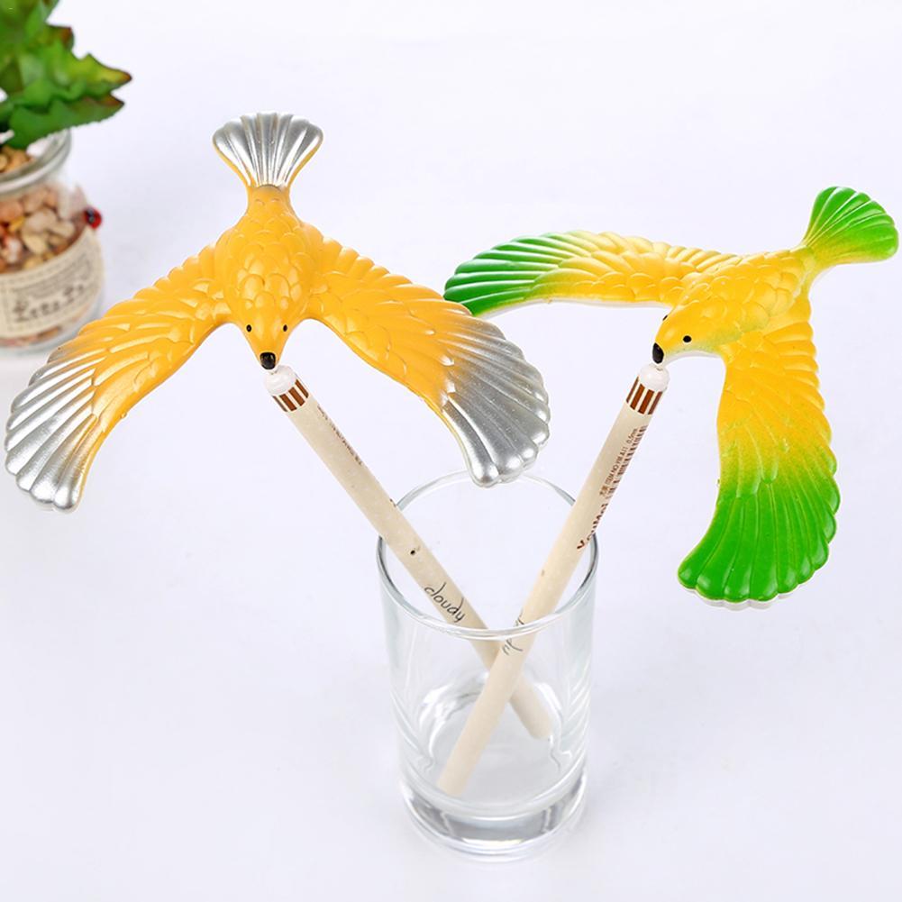 Creative Novelty Balanced Eagle Bird Toy Magic Balance With Magnetic Learning Toys Home Office Fun Kids Puzzle Nostalgic Gift