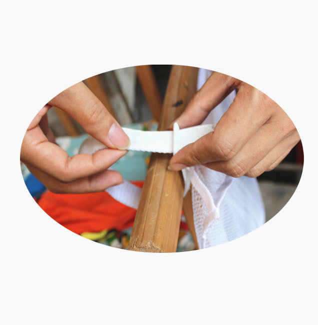 Ropa de bebé sucia multiusos cuna organizadora cama colgante hogar grande circunferencia de cuna colgando ropa sucia
