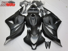 Injection ABS Plastic Fairing Kit For Honda CBR600RR F5 2009-2012 Motorcycle Fairing CBR 600RR 09-12 Matte Black Bodyworks стоимость