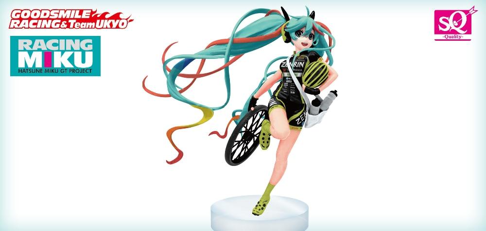 Figure New 23cm 2016 Hatsune Miku GT Project Racing Miku Thailand Ver