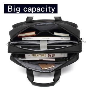 Image 2 - New Brand Laptop Bag 15 15.6 Inch Notebook Shoulder Bag  Handbag for Macbook Pro 15.4 Inch Business Bag for Man
