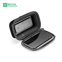 Stock Mi Xiaomi EUE Mini Mobile Phone UV Sterilizer Bag Case Anti Virus Cleaning Jewelry Daily Necessities Foldable Portable Bag