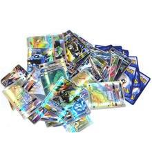 324 шт карты покемона хит продаж Детская боевая игра карточка