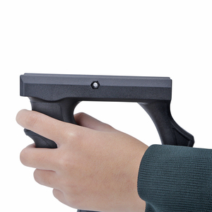 Image 5 - Tactifans Front Grip for 20mm Guide Rail Mount Forward Fore Handle Gel Blaster Paintball Army Tactical Toy Gun Accessories Nylon