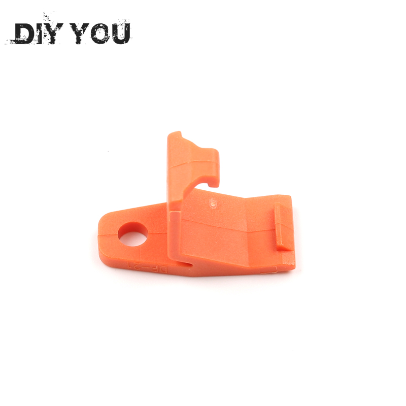 10/30/50 Pcs Quick Splice Locking Wire Connector Conductor Block DIY YOU Connector Terminals Fixing Accessories