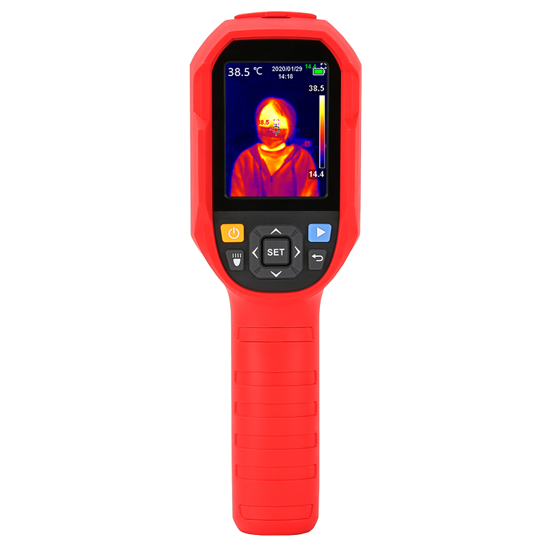 Mini Infrared Thermal Imaging Camera With Type-C USB Interface for Lithium Battery Charging 3