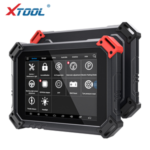 Image 2 - XTOOL PS80 Professional OBD2 Automotive Full System Diagnostic tool ECU Coding ps 80 Free update online