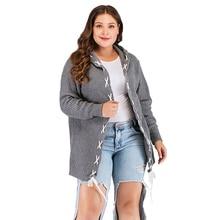 Maternity Coat Large Size Hooded Womens Clothing Female Knit Cardigan Sweater A Little Shawl Knitted Jacket