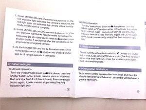 Image 5 - Original walkera ibook + fpv1080p hd câmera 5.8ghz de transmissão sem fio (câmera versão ce)