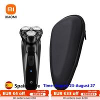 XIAOMI Enchen männer Elektrische Rasierer Smart Control Wasserdichte Maschine Rasieren Clipper Elektrische Rasiermesser USB Aufladbare