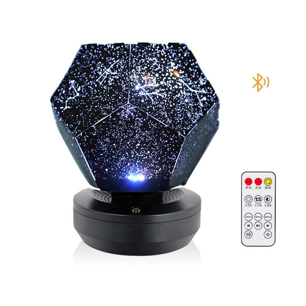 Christmas 60000 Stars Starry Sky Projector Light DIY Assembly Home Planetarium Lamp Bedroom ALI88