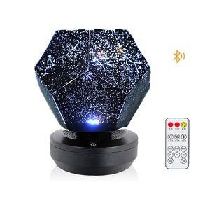 Projecteur de ciel étoilé noël, 60000 étoiles assemblage de la lumière bricolage lampe de planétarium pour chambre à coucher ALI88