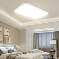 72W Ultra Thin LED Ceiling Lights Square LED Ceiling Down Light Bathroom/ Kitchen Living Lamp High Quality Panel Light Lighting