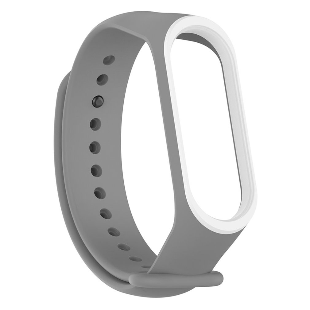 For Xiaomi Mi Band 3 Sport Strap Watch Silicone Wrist Strap For Mi Band 3 Accessories Bracelet Miband 3 Strap