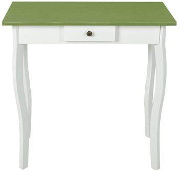 Stół konsolowy MDF biały szaro-brązowy stolik wejściowy tanie i dobre opinie CN (pochodzenie) Meble do sypialni Nowoczesna i minimalistyczna Montaż komoda Drewniane Panel meble do domu 73 x 36 x 73 cm