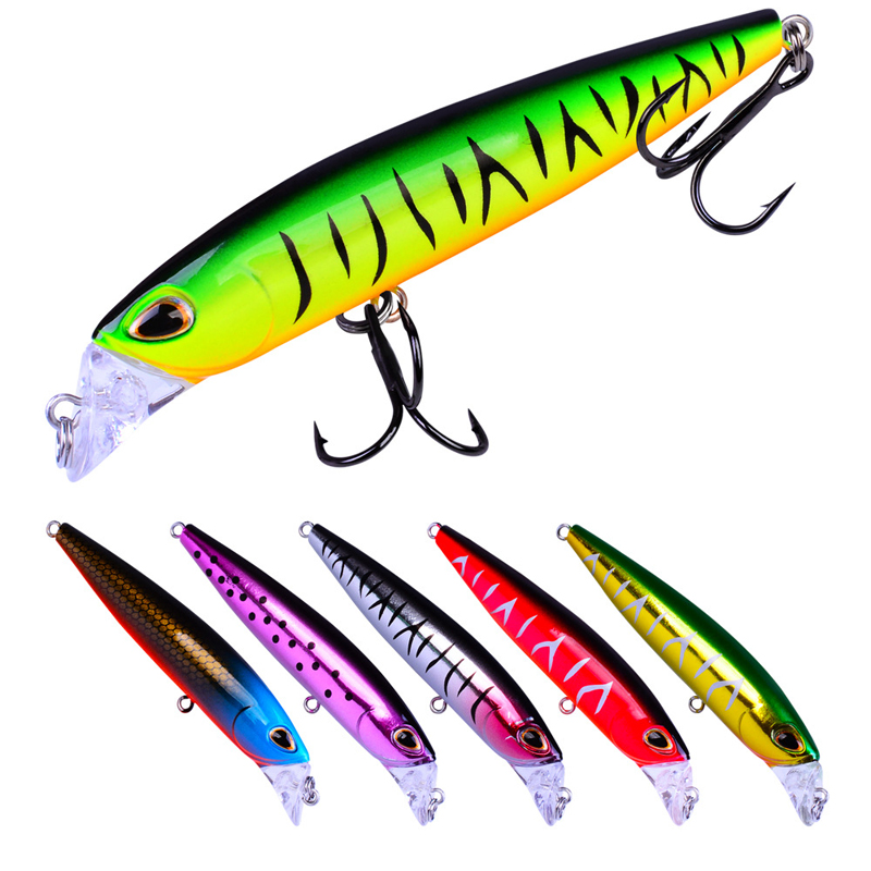 POETRYYI 9.4cm 10.4g super magnet weight system long casting New model fishing lures hard bait 2019 quality wobblers minnow