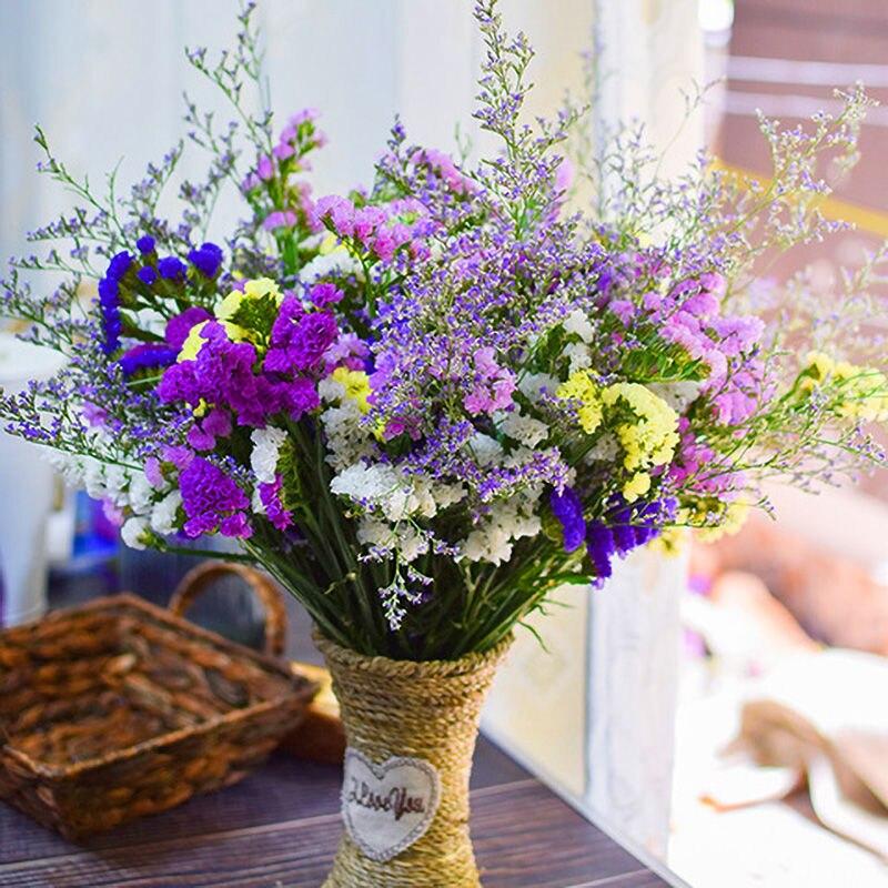 Натуральные сухие цветы сушеная Сохраненная года, ароматизированные для украшения дома