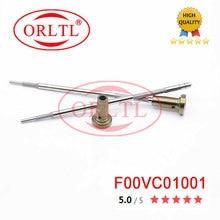 מסילה משותפת שסתומים F00VC01001 דיזל דלק מזרק שסתום באיכות גבוהה עבור 0445110014 0445110015 0445110024 0445110025 0445110034