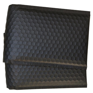 Image 5 - New 60Pcs 150 x 180mm Matte Black Bubble Envelopes Bags Mailers Padded Shipping Envelope with Bubble Mailing Aluminum Foil Bags