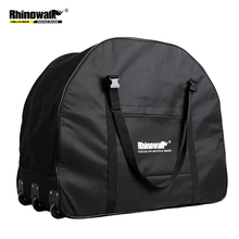 Carrying-Luggage Bike Transport-Case Folding Rhinowalk Storage-Bag for Car-Wear-Resistant-Loading