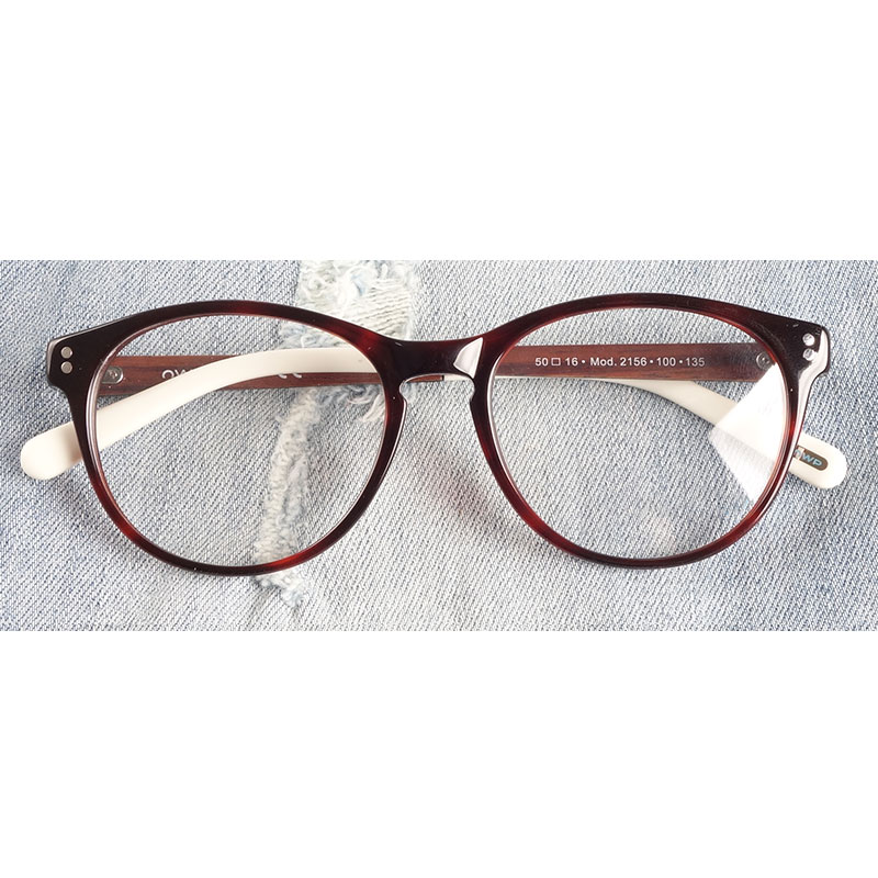 Image 5 - Women glasses frame teenage girls acetate Germany premium quality-in Women's Eyewear Frames from Apparel Accessories