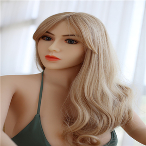 Image 1 - Sex doll 160cm #47 Top Quality Beautiful sexy woman sex robot full TPE with metal skeleton love doll For mens sex toys for man