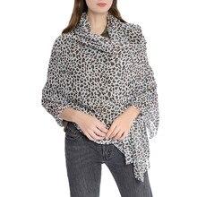 Шелковый шарф для женщин Элитный Фирменная новинка моды шифоновое женское платье с принтом, длинные мягкие Обёрточная бумага дамы печати платки femme