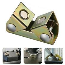 Hand-Tools Welding-Holder Magnet-V-Pads Adjustable V-Type-Clamps Metal V-Shaped
