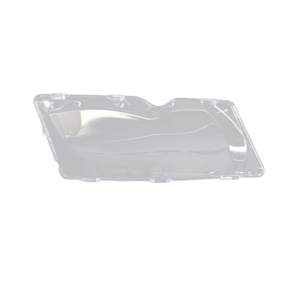 Automobile Headlamp Glass Cover Clear Left Right Headlight Lens Shell For BMW E46 320i/ 325i/ 325xi/ 330i/330xi 2002-2006