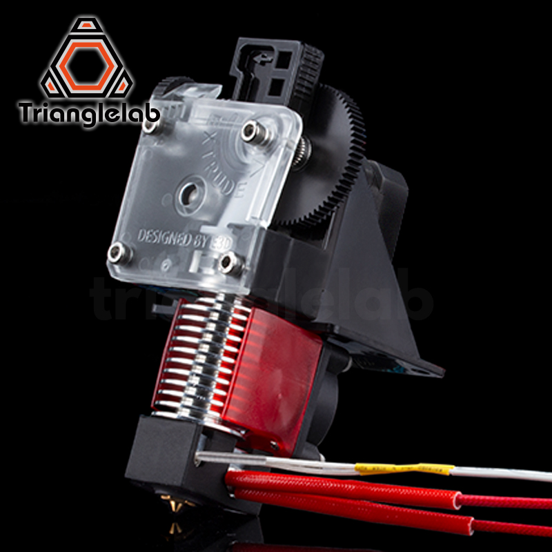 Trianglelab 3D printer titan Extruder for 3D printer reprap MK8 J-head bowden free shipping for CR10 i3 ender 3