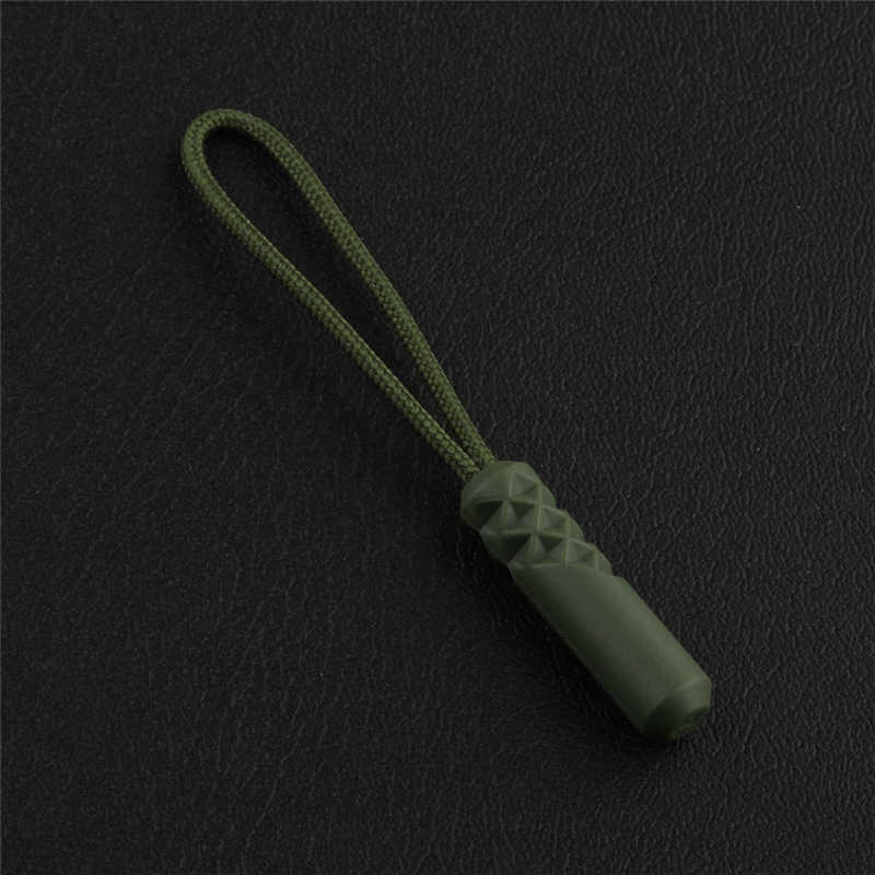 500 ชิ้นซิปดึง Puller End Fit เชือก: Fixer สายซิป Tab เปลี่ยนคลิปหักสำหรับเย็บเสื้อผ้ากระเป๋าเดินทาง