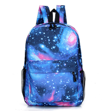 Customize Your Image Backpack School Bags for Teenage Girls Boy Women
