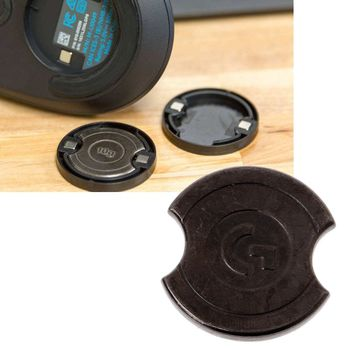 1PC Mouse Tuning Weights for Logitech G403 G703 G903 / G PRO Wireless Mouse QX2B мышь logitech g g703 hero wireless gaming mouse black usb черный