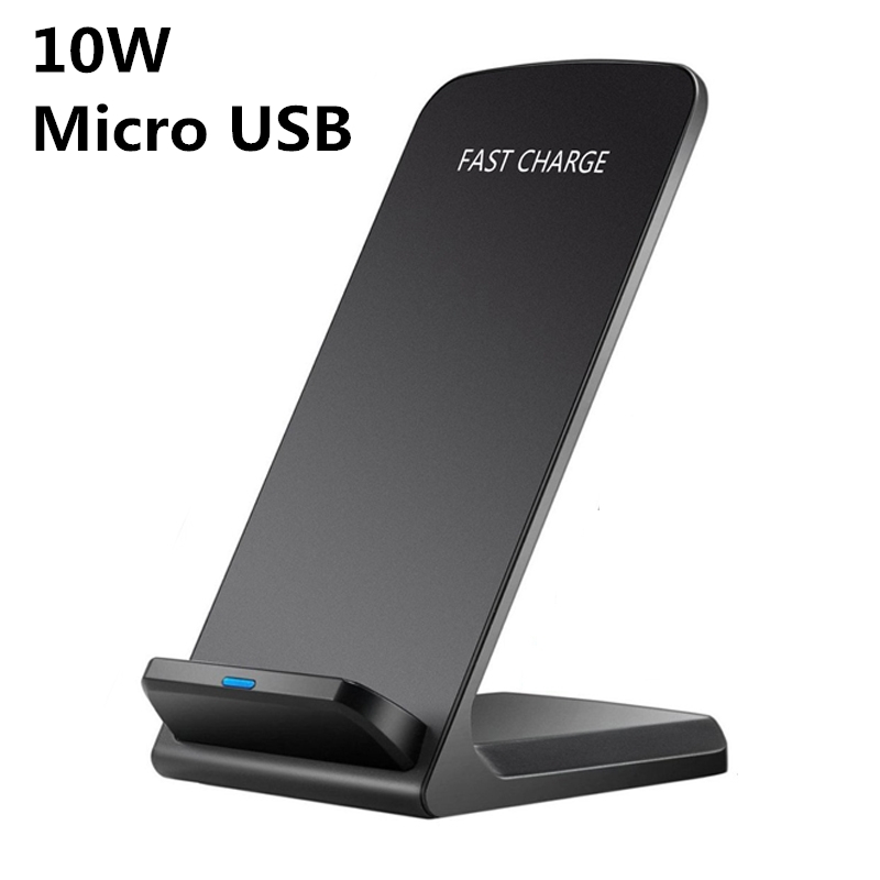 Bảng giá FDGAO 15W Qi Wireless Charger for Samsung S20 S10 iPhone 11 X XS XR 8 for Xiaomi Mi 10 9 Huawei P40 Pro 10W Fast Charging Stand Phong Vũ