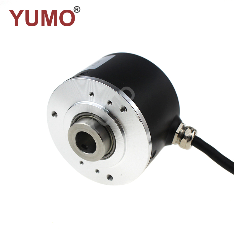 Incremental photoelectric rotary encoder ZSP3806-5000P//R 5000 pulse 5000 line AB
