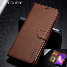 P30 Pro Flip Leather Case for Huawei Lite Retro Luxury Magnetic Stand Card Slot Wallet All-round Protective Cover Capas