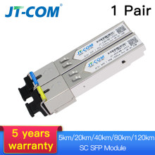 SFP Module SC connector gigabit DDM BIDI mini gbic 1.25G Otdr optical tranceiver module for mikrotik compatible(China)