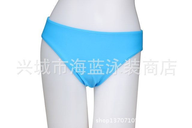 Swimming Trunks Bikini Swimming Trunks Single WOMEN'S Swimming Trunks Triangular Large Sizes Availiable Goods