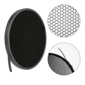 Image 4 - Standard Reflector Aluminum Honeycomb Grid 6.7 17cm 2/3/4/5/6/7mm for Bowens Standard Reflector Grid Photography Studio