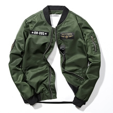купить Mens Jackets and Coats Hip Hop Windbreaker Jacket Zipper Male Coat Men Baseball Bomber Flight Streetwear Big Size Clothing,GA398 дешево