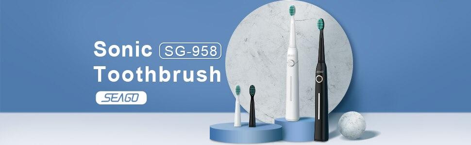 электрическая зубная щетка seago sg-958