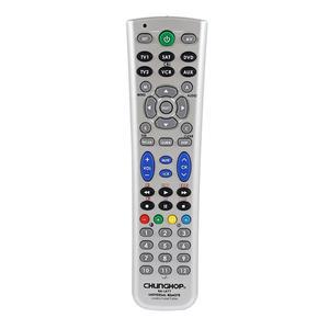 Image 4 - קומבינטוריים שלט רחוק ללמוד לטלביזיה SAT DVD CBL DVB T AUX האוניברסלי 3D חכם טלוויזיה CE Chunghop E677 L677E L677