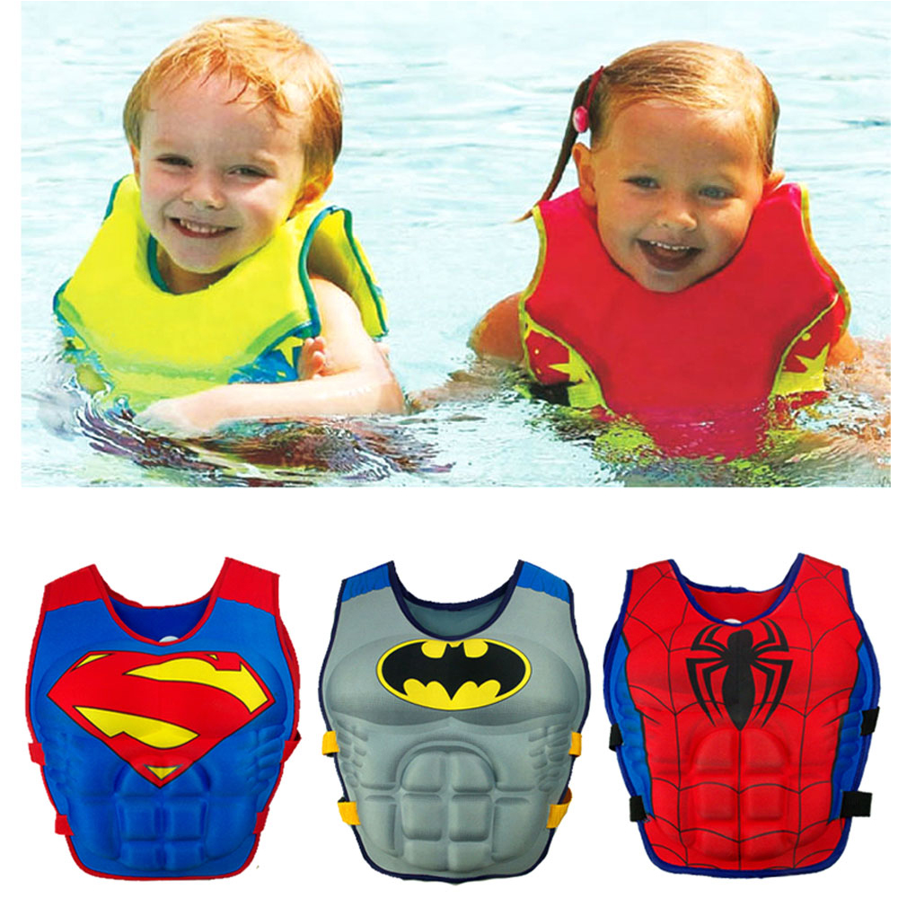 Kid Children Life Vest Jacket Kids Life Jacket Buoyancy Safe Vest Pool Water Lifejacket Baby Swimsuit Kids Swimming Lifevest