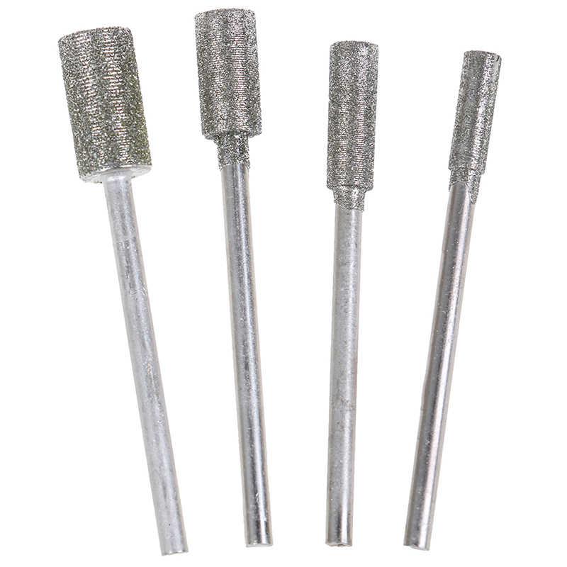 Hot 2.3 Serra De Diamante De Metal Polimento de Moagem De Rebarbas Broca de Diamante Cabeça de Moagem de Moagem Elétrica Nova